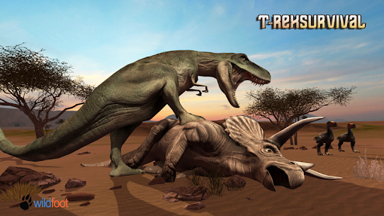 TRex Survival Simulator  For Pc In 2020 – Windows 10/8/7 And Mac – Free Download 1