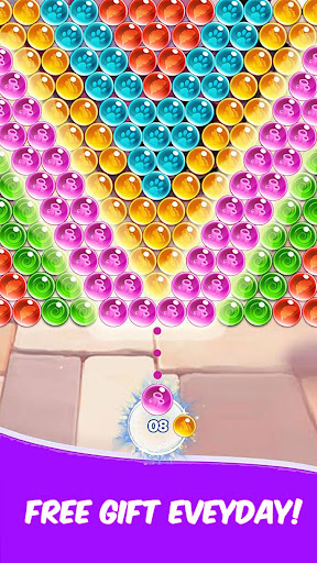 Sky Pop! Bubble Shooter Legend | Puzzle Game 2021 apkslow screenshots 3