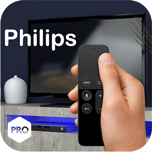 Remote for philips 12.1 by Remote Control Tv logo