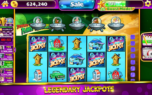 Jackpot Party Casino Games: Spin Free Casino Slots 5019.01 screenshots 19