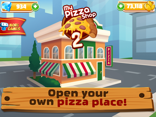 My Pizza Shop 2 - Italian Restaurant Manager Game apkpoly screenshots 6