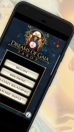 Dreams of Gaia Tarot  screenshots 3