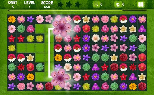 Onet Blossom - Flower Link 1.6 screenshots 5