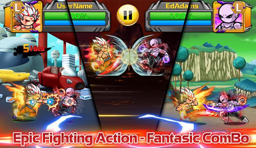 Stickman PvP Online - Dragon Shadow Warriors Fight  screenshots 11
