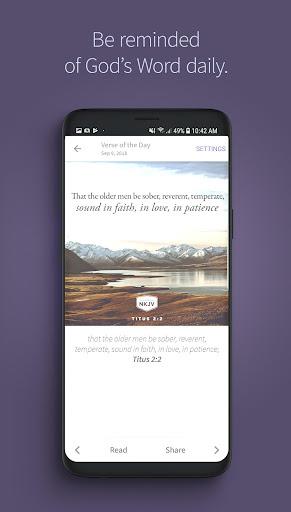 Bible App by Olive Tree  screenshots 3