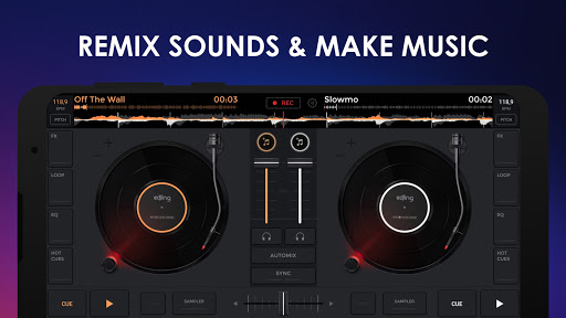 edjing Mix - Free Music DJ app apklade screenshots 2