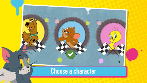 Boomerang Make and Race - Scooby-Doo Racing Game android2mod screenshots 2