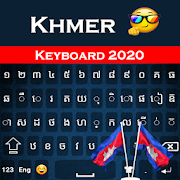 Font Khmer Keyboard 2020: Cambodian Smart Keyboard