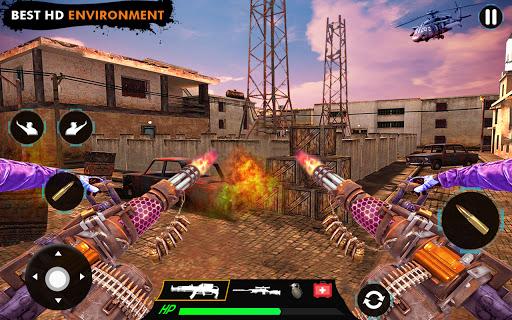 offline shooting game: free gun game 2020 1.6.1 screenshots 2