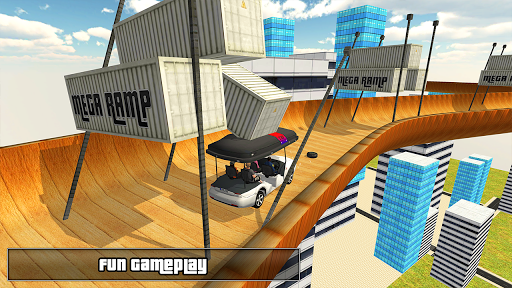 Biggest Mega Ramp With Friends - Car Games 3D 1.13 screenshots 8