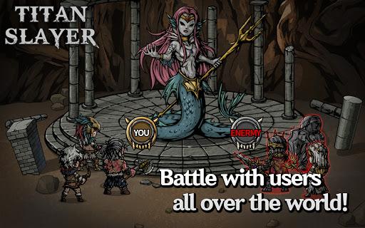 Titan Slayer: Roguelike Strategy Card Game  screenshots 4