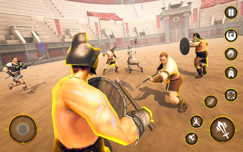 Gladiator Heroes Arena-Sword Fighting Tournament 1.1 screenshots 3