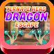 Ternate Head Dragon Escape - A2Z Escape Game