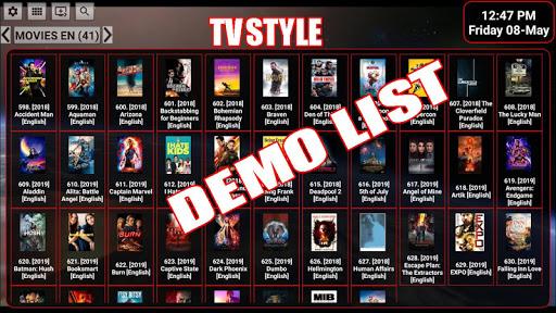 Ultimate IPTV Playlist Loader 4.40 Screenshots 14