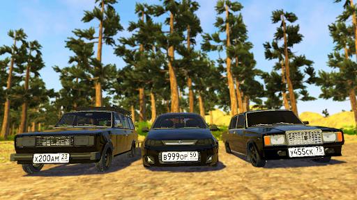 VAZ Driving Simulator  screenshots 5