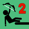 The Archers 2: Stickman Games for 2 Players or 1 APK Icon