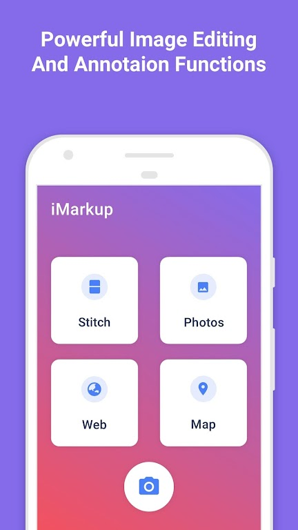 iMarkup: Text, Draw & Annotate on photos  poster 0