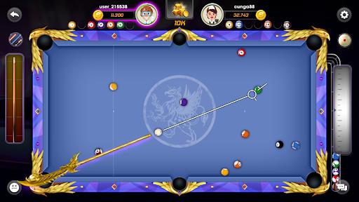Bida Pool: Billards - 8 Ball Pool - Snooker modiapk screenshots 1