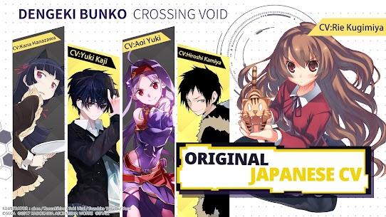 Crossing Void – Global 5