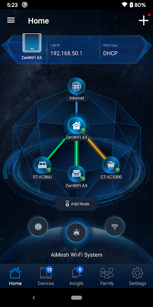 Screenshot 5 de ASUS Router para android