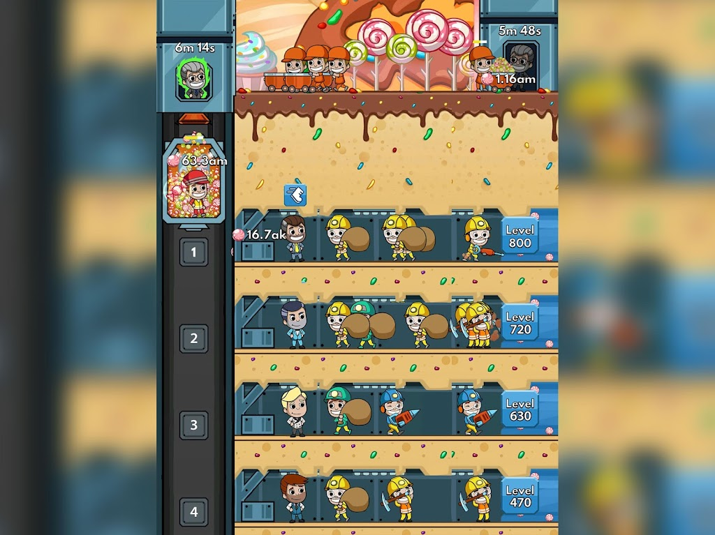 Idle Miner Tycoon: Mine & Money Clicker Management  poster 14