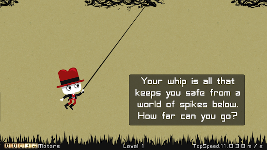 Whip Swing Screenshot