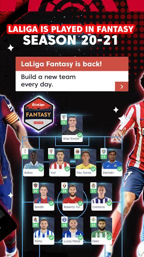 La Liga Official App - Live Soccer Scores & Stats 7.4.8 Screenshots 10