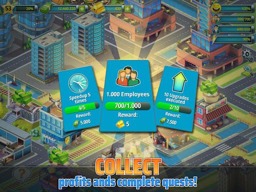 Town Building Games: Tropic City Construction Game 1.2.17 Screenshots 12