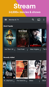Plex: Stream Free Movies & Watch Live TV Shows Now Mod 8.15.1.23934 Apk [Unlocked] 1