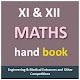 Handbook of Maths