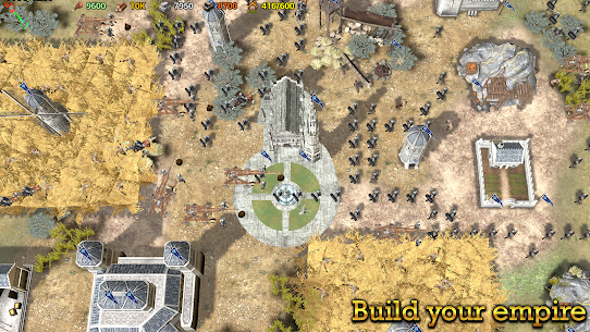 Shadows of Empires: PvP RTS Mod 0.8 Apk (Unlimited money) 1