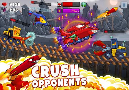 Car Eats Car 2 - Racing Game 2.0 Screenshots 1