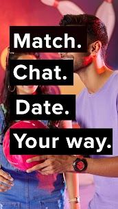 Tinder – Match. Chat. Date. Your Way. 1