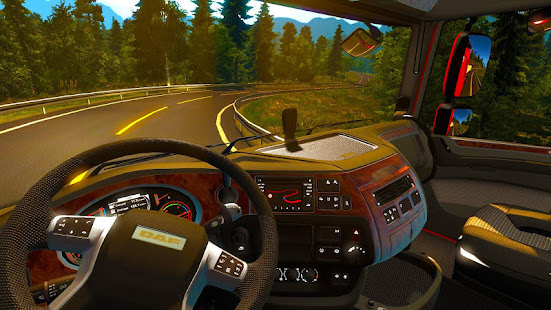 3D Euro Truck Driving Simulator Extreme 31 screenshots 1