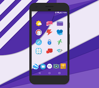 Moonshine - Icon Pack Screenshot