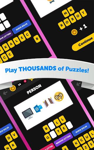 Guess The Emoji - Trivia and Guessing Game! 9.52 screenshots 19