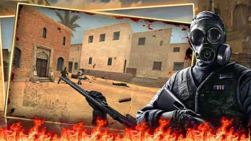 Gun Strike: Encounter Shooting Game- Sniper FPS 3D 2.0.3 screenshots 12