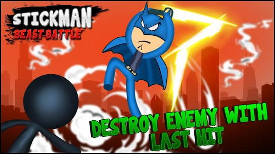 Stickman Beasts Battle : Fun Fighting Games 2020 Hack Game Android & iOS 4