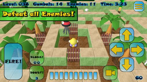 Gumbelmon: 3D Labyrinth Classic Arcade Maze Run 1.7.0 screenshots 2