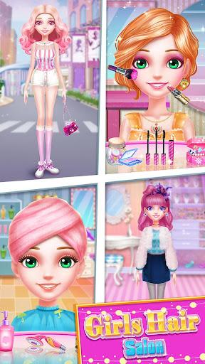 ud83dudc87ud83dudc87Girls Hair Salon 3.0.5038 screenshots 6