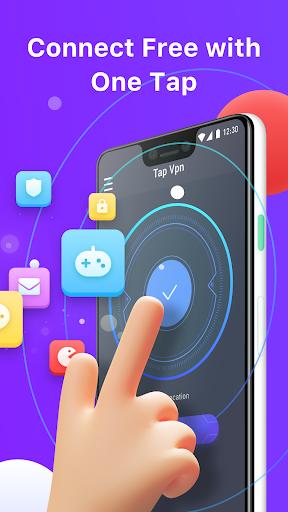Fast VPN Proxy & Private Browser - ONE TAP VPN apktram screenshots 2