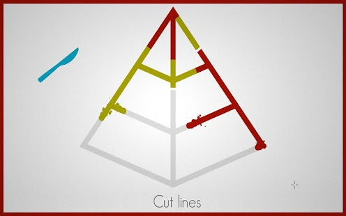 Lines - Physics Drawing Puzzle Screenshot