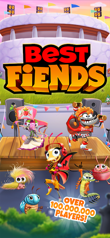 Best Fiends poster 16