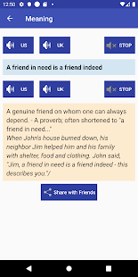 English Idioms Dictionary Free