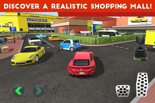 Shopping Mall Parking Lot  screenshots 1