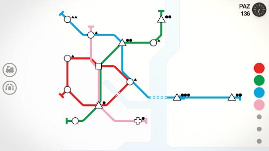 Mini Metro Apk – Mini Metro v2.48.0 MOD APK – TÜM KİLİTLER AÇIK **FULL 2021** 1