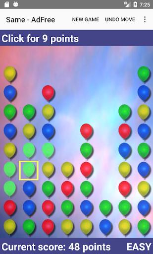 The Same Game 3.6 screenshots 3