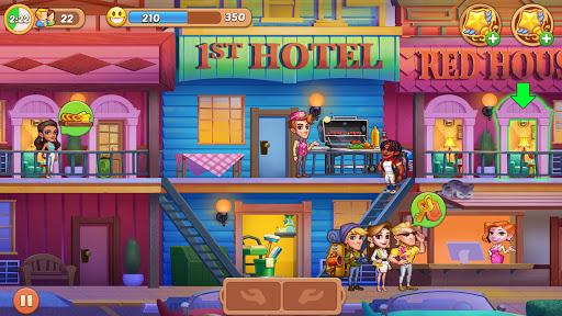 Hotel Craze: Grand Hotel Story 1.0.0 screenshots 15
