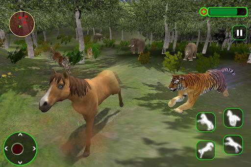 Ultimate Horse Family Survival Simulator apkdebit screenshots 2