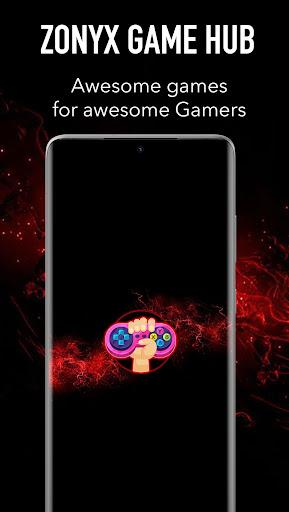 Zonyx Game Hub screenshots 1